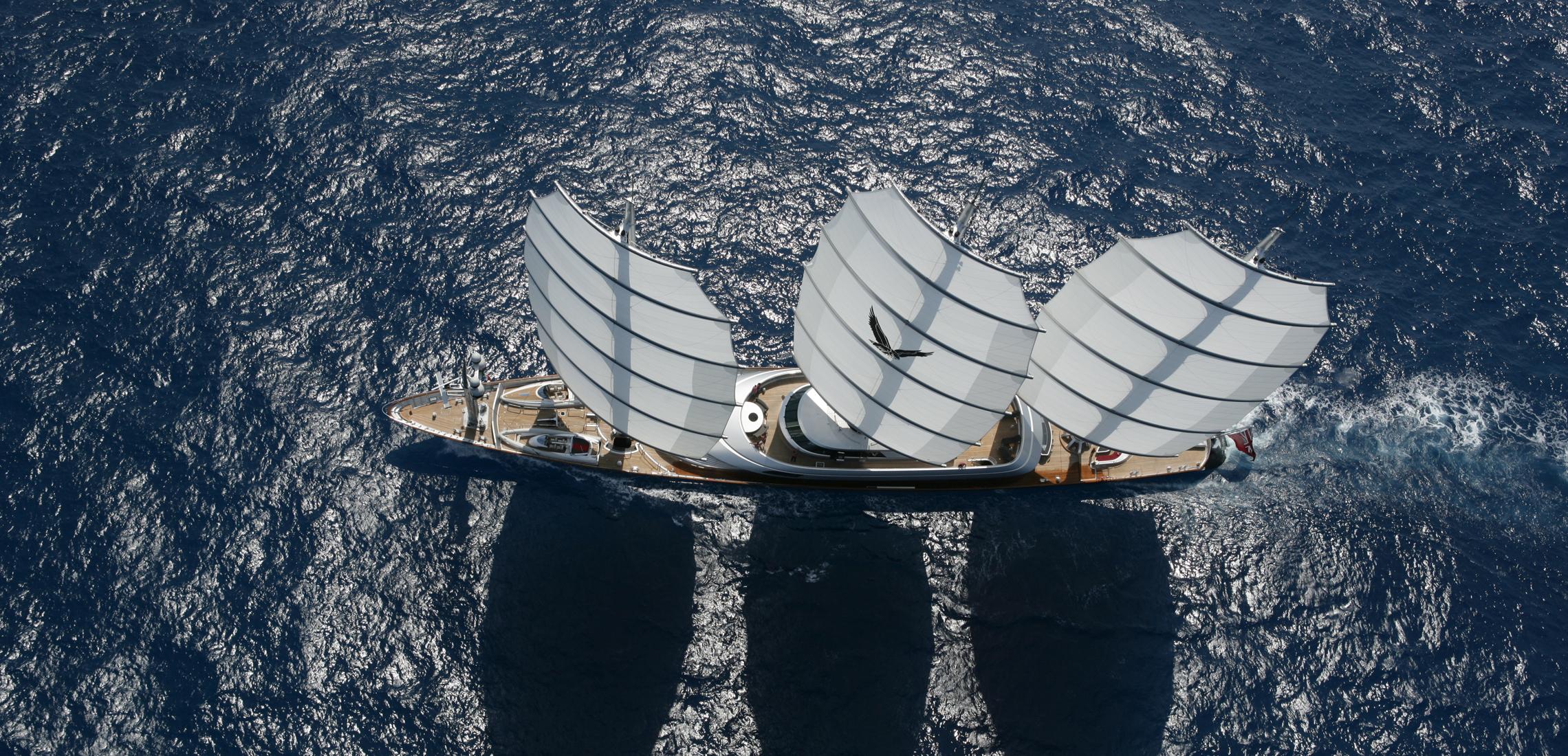 Maltese Falcon - Dykstra Naval Architects
